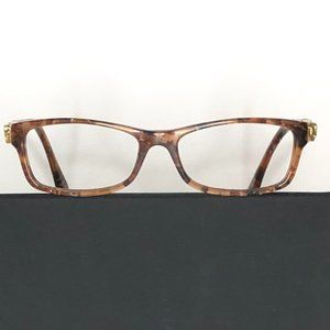 Dolce and Gabbana Marble Glossy Eyeglasses Frames